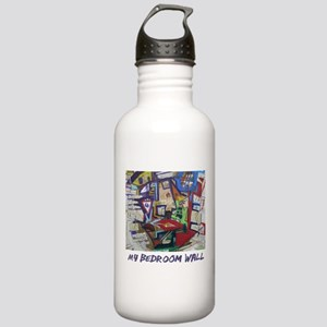 my bedroom wall Stainless Water Bottle 1.0L