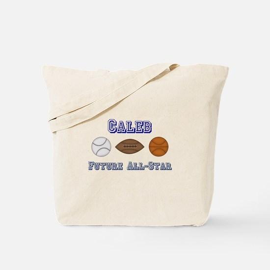 Caleb - Future All-Star Tote Bag