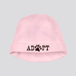 Adopt an Animal baby hat