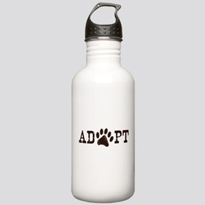 Adopt an Animal Stainless Water Bottle 1.0L