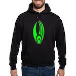 Star Trek : Borg Original Hoodie (dark)