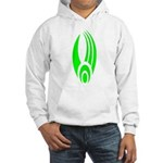 Star Trek : Borg Original Hooded Sweatshirt