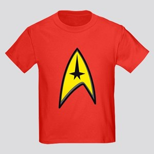 Original Star Trek Kids Dark T-Shirt