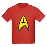Original Star Trek Kids Dark T-Shirt