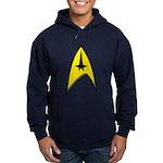 Original Star Trek Hoodie (dark)