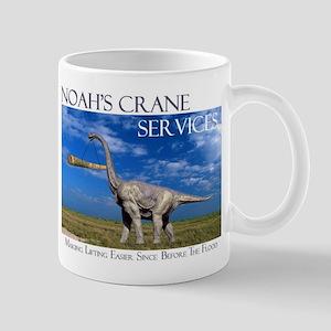 Noah's Crane Services Mug