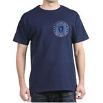 Massachusetts Free Masons Dark T-Shirt