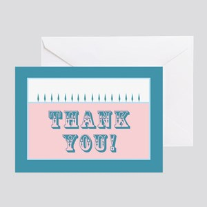 Thank You: Greeting Cards (Pk of 20)