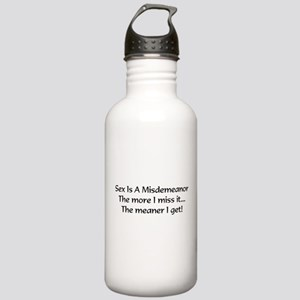misdemeanor Stainless Water Bottle 1.0L