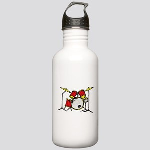 Drum Set Stainless Water Bottle 1.0L