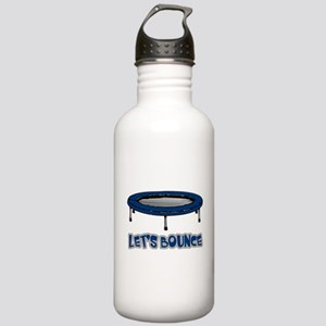 Let's Bounce Trampoline Stainless Water Bottle 1.0