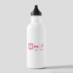 Eat. Sleep. Dance. Stainless Water Bottle 1.0L
