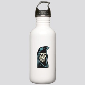 Creepy Grim Reaper Stainless Water Bottle 1.0L
