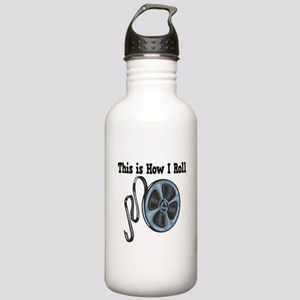 How I Roll (Movie Film) Stainless Water Bottle 1.0