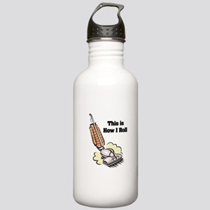 How I Roll (Vacuum Cleaner) Stainless Water Bottle
