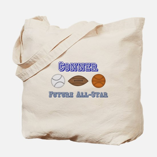 Conner - Future All-Star Tote Bag