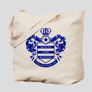Queens Park Rangers Crest Tote Bag