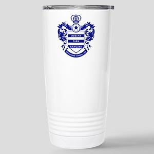 Queens Park Rangers Crest Travel Mug