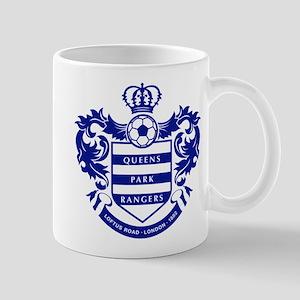 Queens Park Rangers Crest Mugs