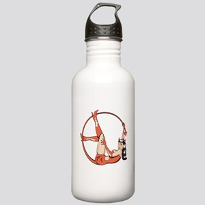 She-Devil Pin-Up Girl Stainless Water Bottle 1.0L