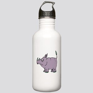 Stubborn Rhino Stainless Water Bottle 1.0L