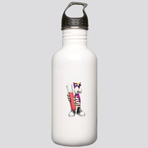 Funny DNA Testing Stainless Water Bottle 1.0L