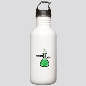 Science Nerd Stainless Water Bottle 1.0L
