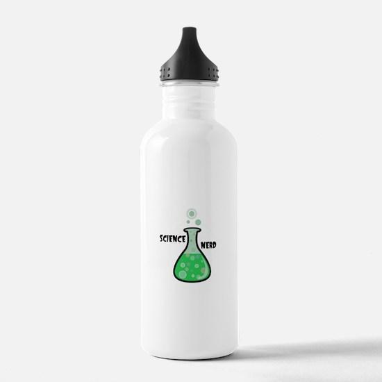 Science Nerd Water Bottle