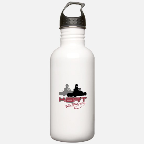 Kart Racing Water Bottle