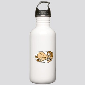 Funny Ramming Ram Stainless Water Bottle 1.0L