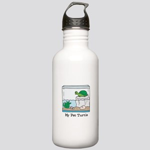 My Pet Turtle Stainless Water Bottle 1.0L