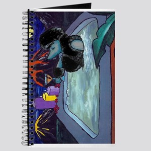 Black Pampered Poodle Journal