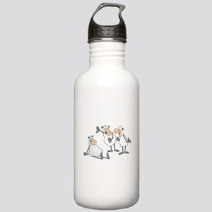Funny Mocking Sheep Stainless Water Bottle 1.0L