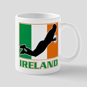 rugby ireland irish Mug