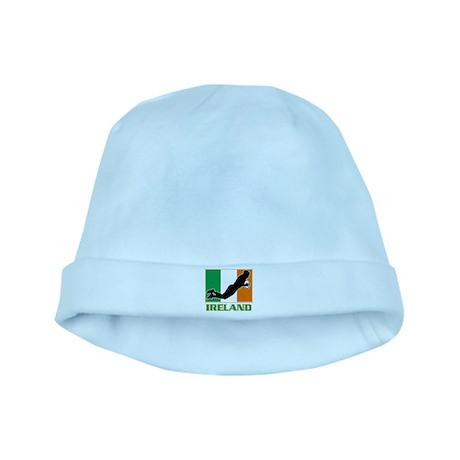 rugby ireland irish baby hat