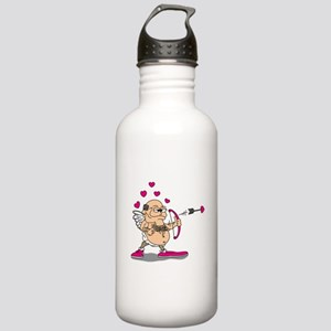 Dirty Old Man Cupid Stainless Water Bottle 1.0L
