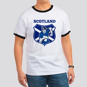 rugby scotland scottish Ringer T