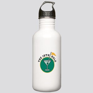 The 19th Hole Stainless Water Bottle 1.0L