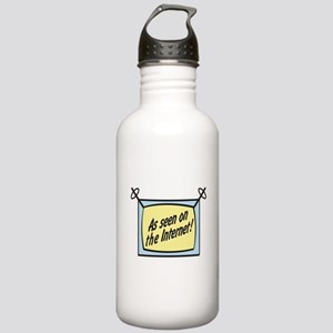 As Seen on the Internet Stainless Water Bottle 1.0