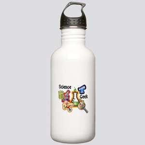 Science Geek Stainless Water Bottle 1.0L