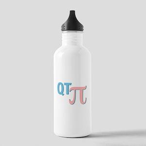 QT Pi (Cutie Pie) Stainless Water Bottle 1.0L