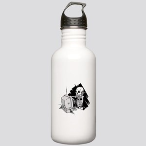 Funny Software Pirate Stainless Water Bottle 1.0L