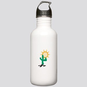 Cactus in the Sun Stainless Water Bottle 1.0L