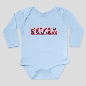 BUFHA Long Sleeve Infant Bodysuit
