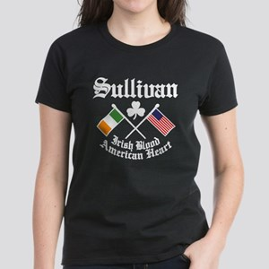 Sullivan - Women's Dark T-Shirt