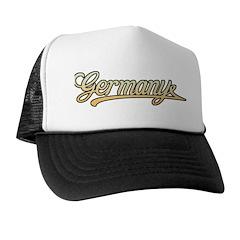 Retro Germany Trucker Hat