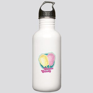 Cotton Candy Stainless Water Bottle 1.0L