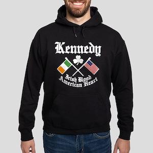 Kennedy - Hoodie (dark)