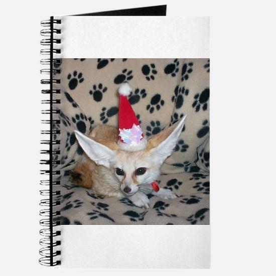 Holiday Zoey, Fennec Fox Journal