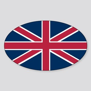 England Sticker (Oval)
